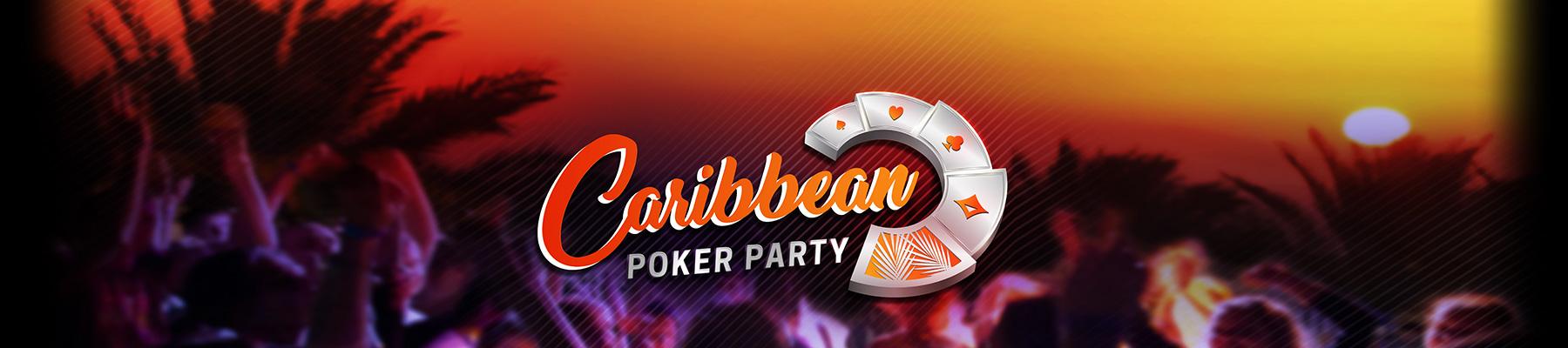 Caribbean Poker Party Festival - $10,000,000 Gtd
